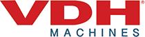 VDH Machines Logo
