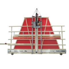 Paneelzaagmachines houtbewerking