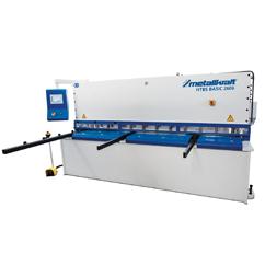 Plaatscharen - metaalbewerkingsmachines